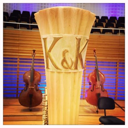 Konzertaufzeichnung KKL Luzern